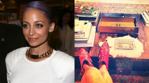 How To Copy Nicole Richie's Coffee Table | StyleCaster