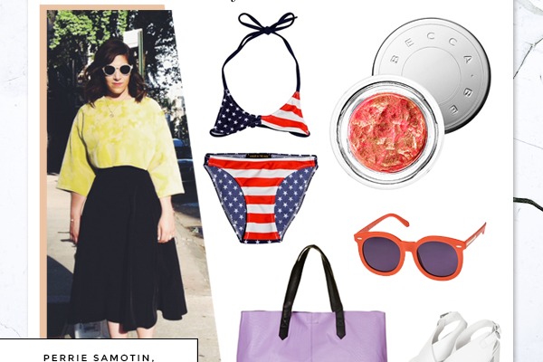 Summer Packing Guide: July 4th Weekend!