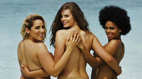 Plus-Size Models Have a Calendar | StyleCaster