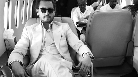 See Scott Disick Bomb a TV Audition   StyleCaster