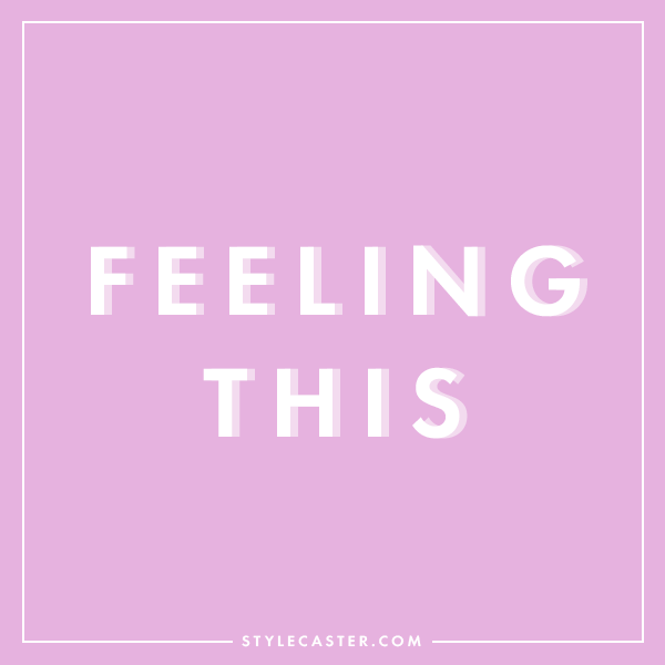Feeling this.