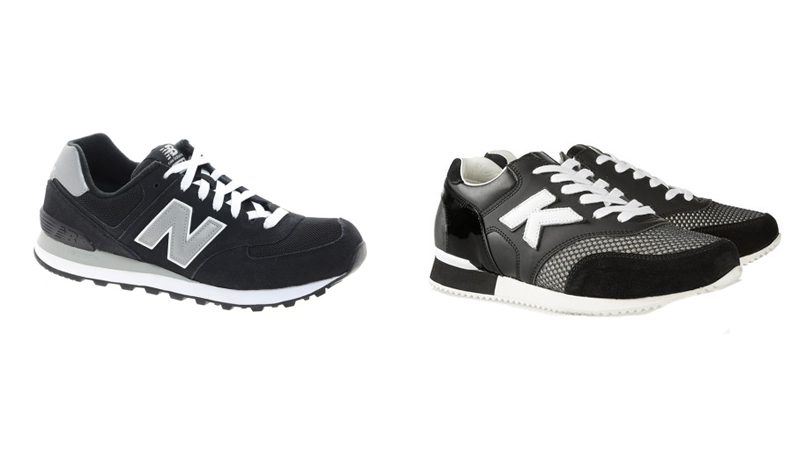 sneakers Why New Balance is Suing Karl Lagerfeld