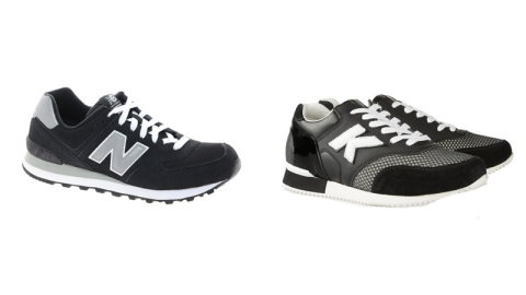 New Balance Is Suing Karl Lagerfeld  | StyleCaster