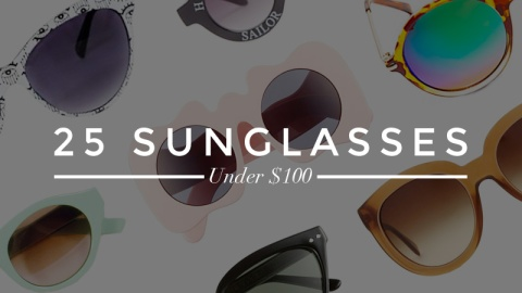 Summer's Best Shades Under $100 | StyleCaster