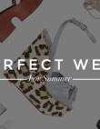 20 Perfect Summer Wedge Sandals
