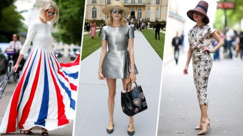 Street Style from Couture Week! | StyleCaster