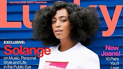 Solange Addresses Elevator Fight  | StyleCaster