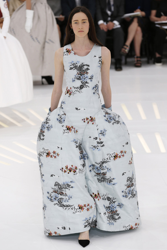 451799112 Dior Haute Couture: Charlize Theron, Jumpsuits, and Jaw Dropping Gowns
