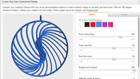 3-D Printing Launches on Amazon   StyleCaster