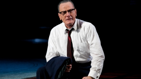 Bryan Cranston is Headed to HBO!  | StyleCaster