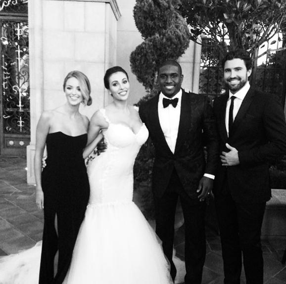 brodymain Brody Jenner Attended Kim Kardashians Ex Reggie Bushs Wedding