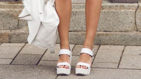 40 Ways to Wear White Shoes | StyleCaster
