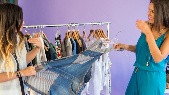 Two Style Bloggers Face Off in a Back-to-School Fashion Challenge