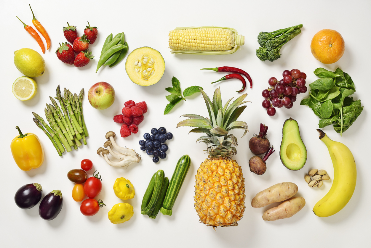 how to store produce