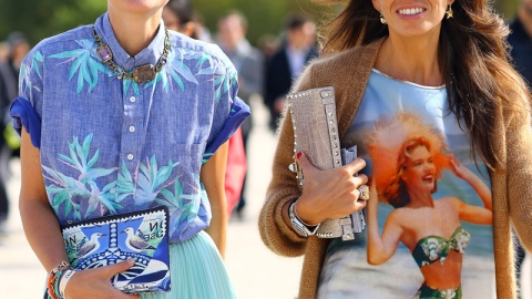 Trend To Try: Hawaiian Prints   StyleCaster
