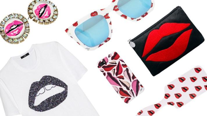 Lip Prints: 15 Ways to Wear Summer's Coolest Trend