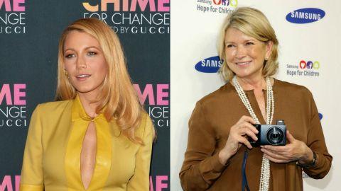 Martha Stewart on Blake Lively | StyleCaster