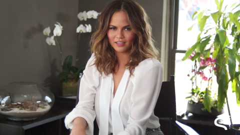 Chrissy Teigen on How to Be Sexy | StyleCaster