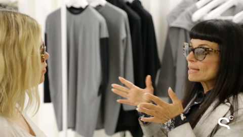 How Norma Kamali Empowers Women  | StyleCaster