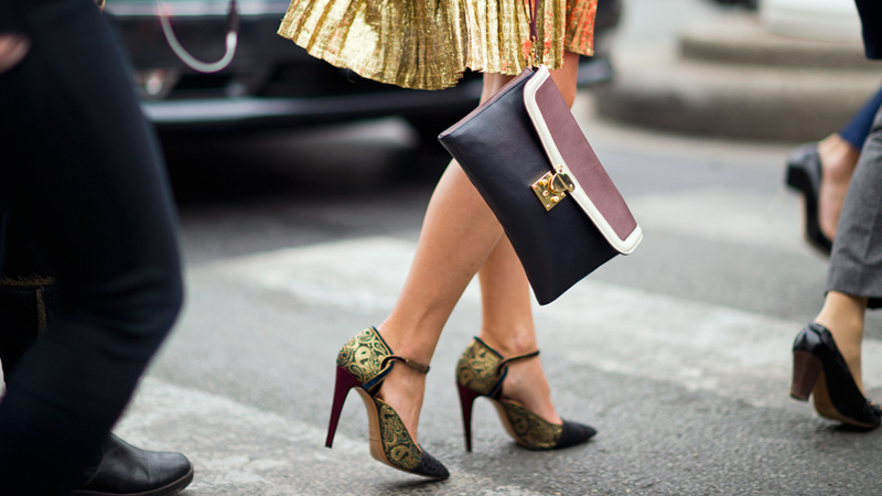 shoes Most Women Are Wearing Shoes That Are Too Small: Report
