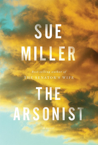 the arsonist sue miller cover about