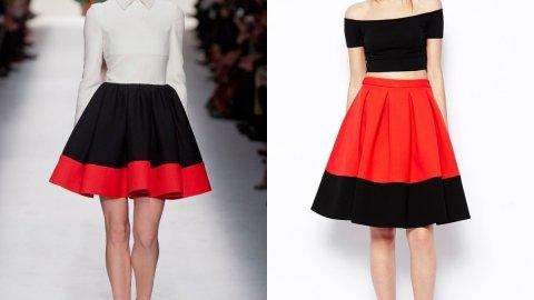 A Valentino-Inspired Skirt for $130 | StyleCaster