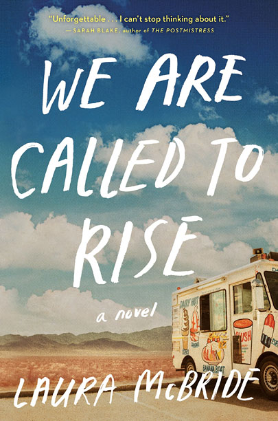 We Are Called to Rise Laura McBride cover las vegas