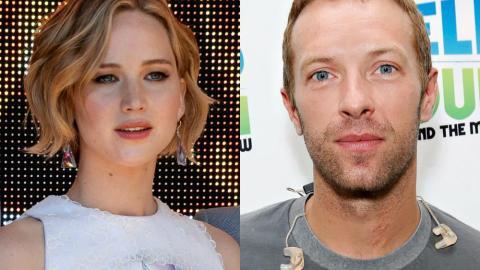 Jennifer Lawrence and Chris Martin?!   StyleCaster
