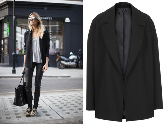 blazer6 8 Fashion Items To Steal From Your Boyfriend Immediately