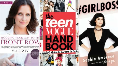 These Career Advice Books Will Help You Learn How to Break Into The Fashion Industry | StyleCaster