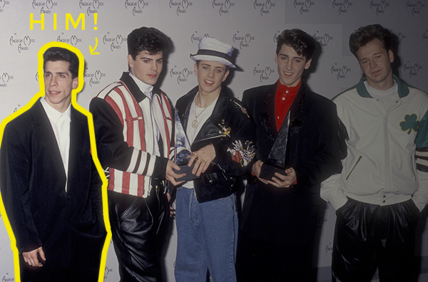 A Look Back at The Weird Guy in Every Boy Band