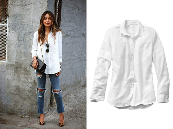 buttondown main 8 Fashion Items To Steal From Your Boyfriend Immediately