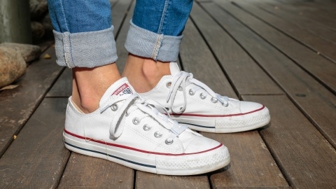 35 Ways to Wear Classic Converse | StyleCaster