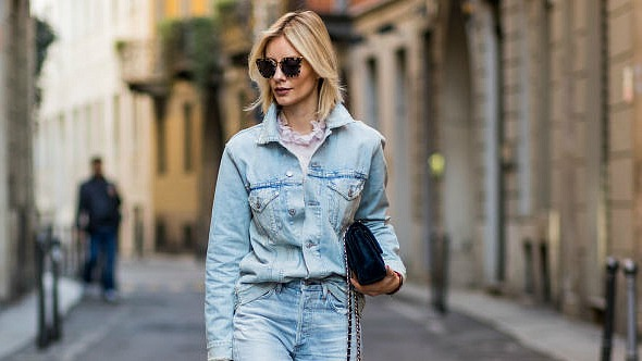 How to Wear a Denim Shirt in 25 Different Ways