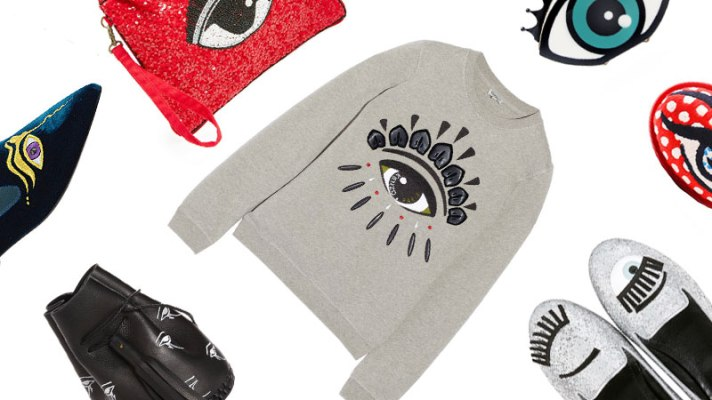 Eyeballs are Sticking Around for Fall: 20 Eye-Print Pieces to Shop Now