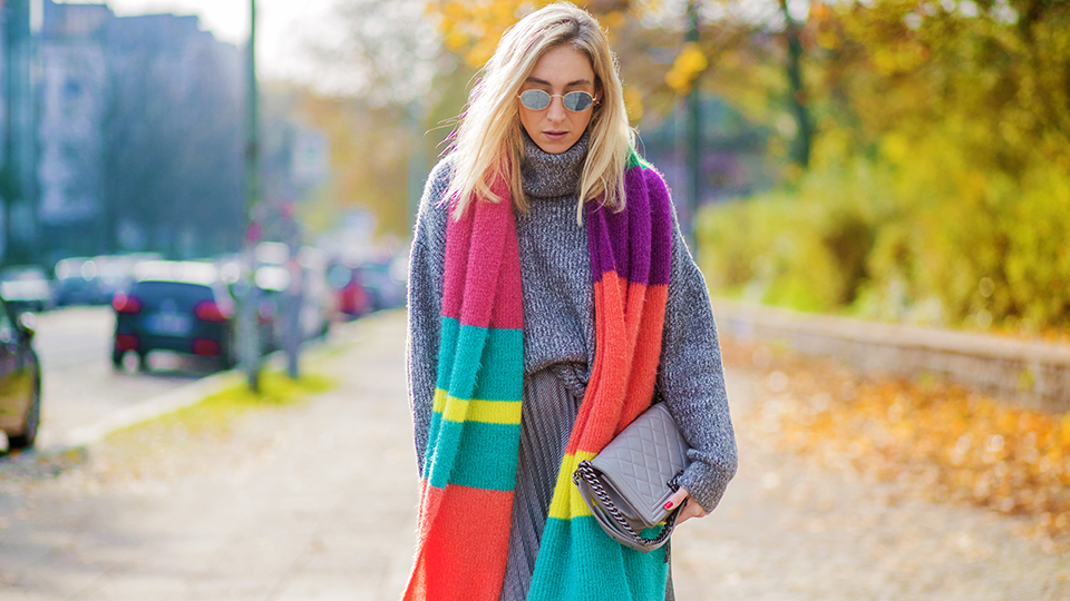 Literally Just 101 of the Prettiest Fall Street Style Photos We've Ever Seen