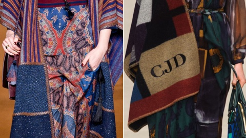 Fall 2014 Trend: Blanket Coats   StyleCaster