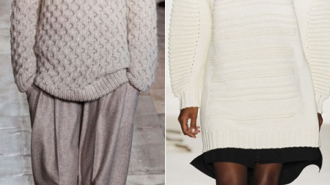 Fall 2014 Trend: Oversize Sweaters | StyleCaster