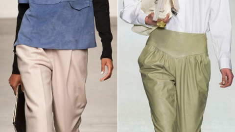 Fall 2014 Trend: Slouchy Pants | StyleCaster