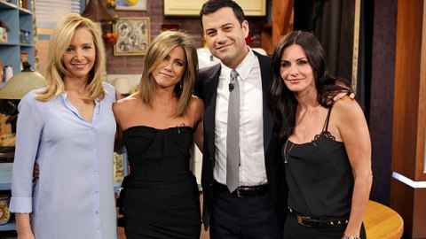 A 'Friends' Reunion Happened! | StyleCaster