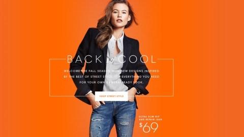 Joe Fresh Launches Online Shopping!   StyleCaster