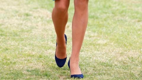 Get Legs Like Kate Middleton | StyleCaster