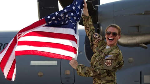 Fashion Week To Salute Military Women | StyleCaster