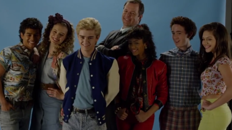 Watch 'Saved By The Bell' Movie Trailer | StyleCaster
