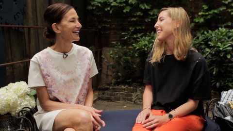 Cynthia Rowley's Amazing Fashion Advice  | StyleCaster