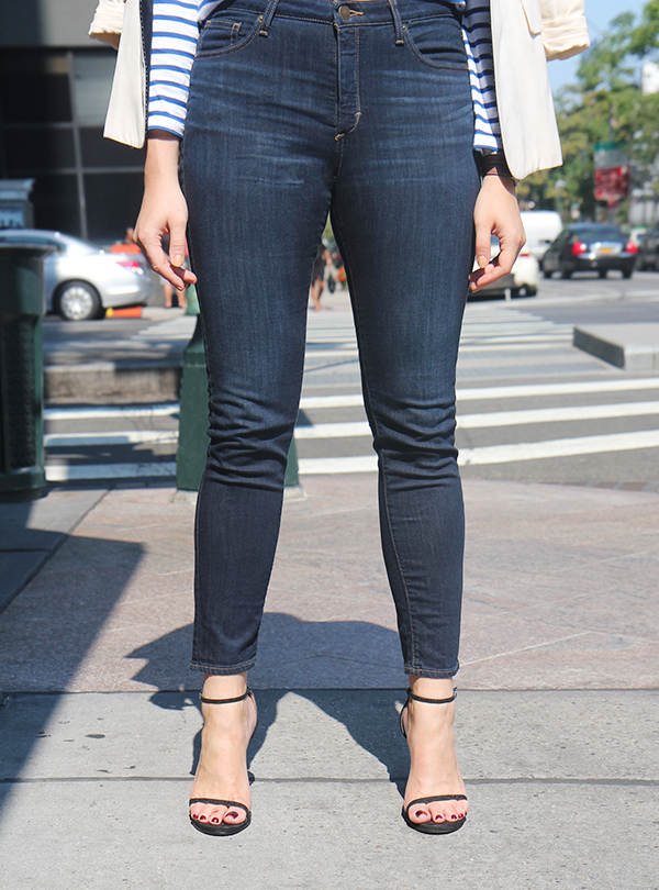 Spanx Jeans look thinner skinny review