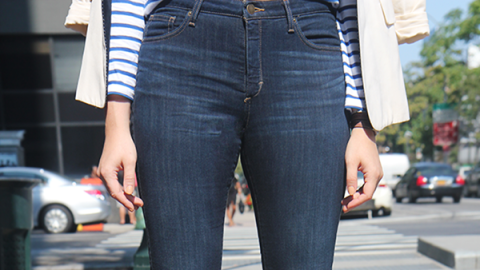 We Tested Out Spanx Slimming Jeans  | StyleCaster