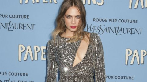 Cara Delevingne by the Numbers | StyleCaster