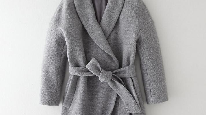17 Cozy Blanket Coats to Shop For Fall