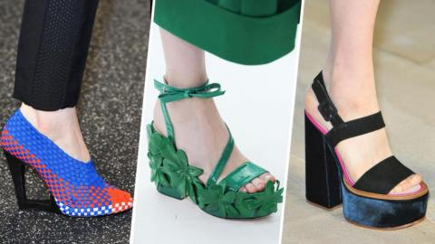 50 Best Shoes at Fashion Week  | StyleCaster